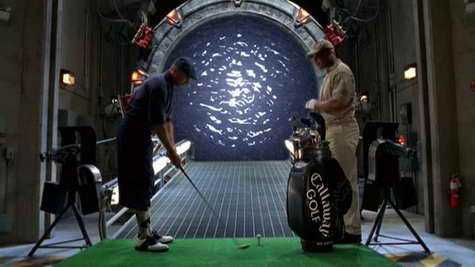 Stargate SG-1 Gate Golf