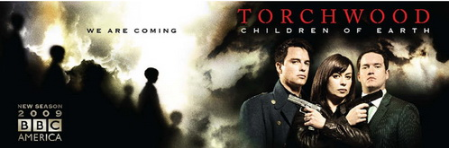 Torchwood: The Children of Earth with John Barrowman