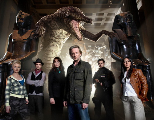 Primeval with Andew Lee Potts
