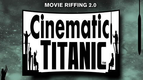 Cinematic Titanic Riffing 2