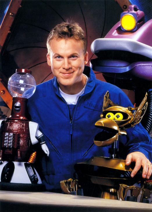 MST3K: Mike and Tom Servo and Crow