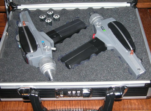 Star Trek Phaser Set
