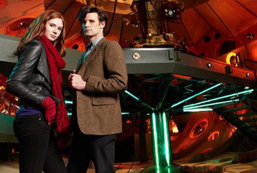 Doctor Who Tardis Interior 01