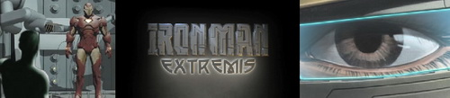 Iron Man Extremis Motion Comic from Marvel
