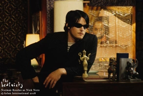 The Beatnicks, with Norman Reedus as Nick Nero
