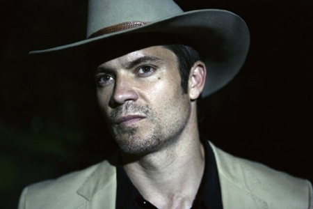 Timothy Olyphant in Justified on FX
