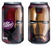 IRON MAN 2 Dr Pepper