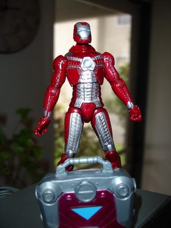 IRON MAN 2 briefcase armor