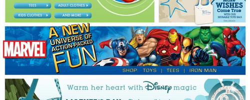Marvel on Disney