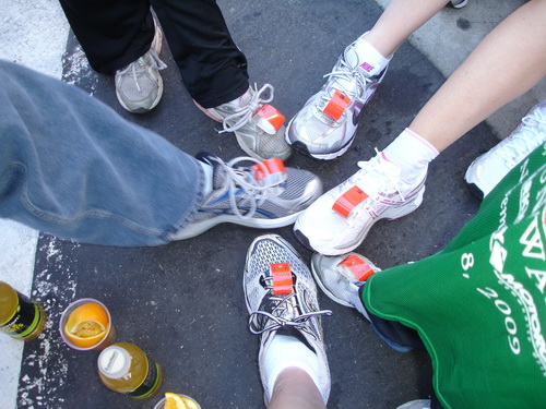 RUNNING - a fun family thing to do
