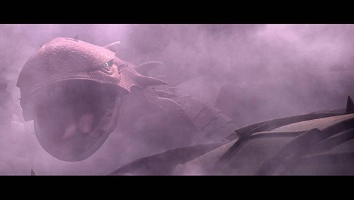 Star Wars The Clone Wars - The Zillo Beast