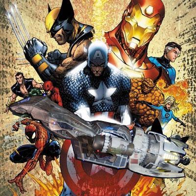 The Avengers Superhero Movie influenced by SERENITY