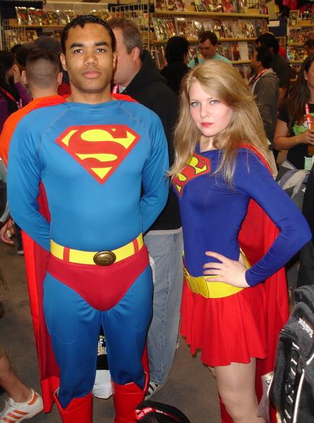 WonderCon 2010 - Costume - Super Couple