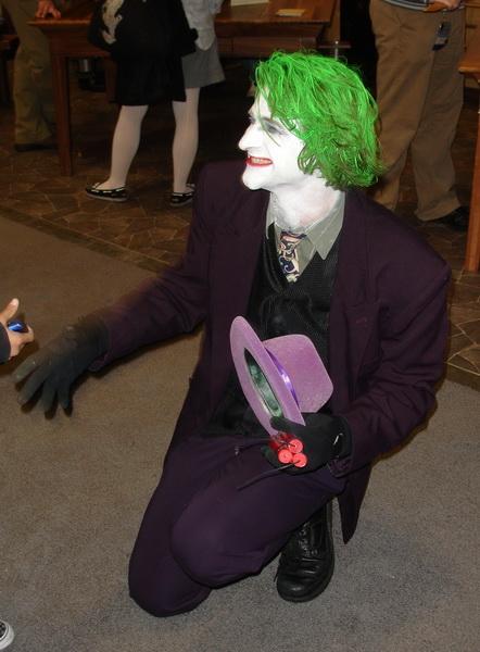 WonderCon 2010 - The Joker - great character player
