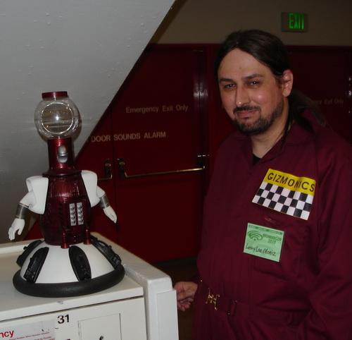 WonderCon 2010 - Tom Servo MST3K