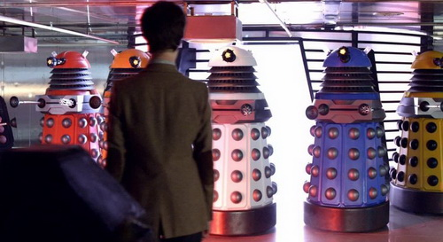 Doctor Who - The Daleks in season 5 2010