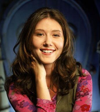 Firefly - Jewel Staite as Kaylee Frye