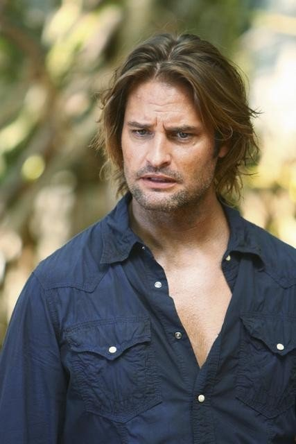 Lost - Josh Holloway as James Sawyer Ford