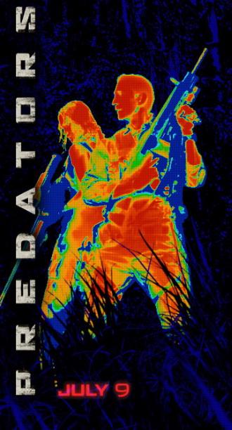 Predators - Infrared Vision