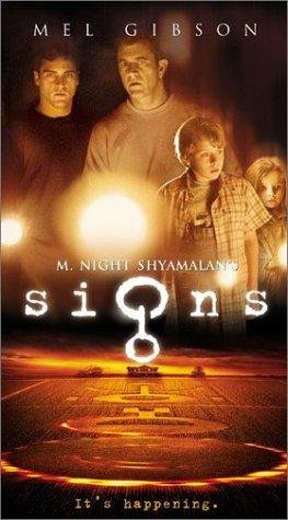 SIGNS from M Night Shyamalan