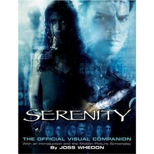 Serenity Official Visual Companion