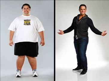 The Biggest Loser 2010 winner Michael Ventrella