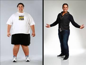 The Biggest Loser 2010 winner Michael Ventrella