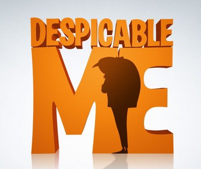 Despicable Me animated movie