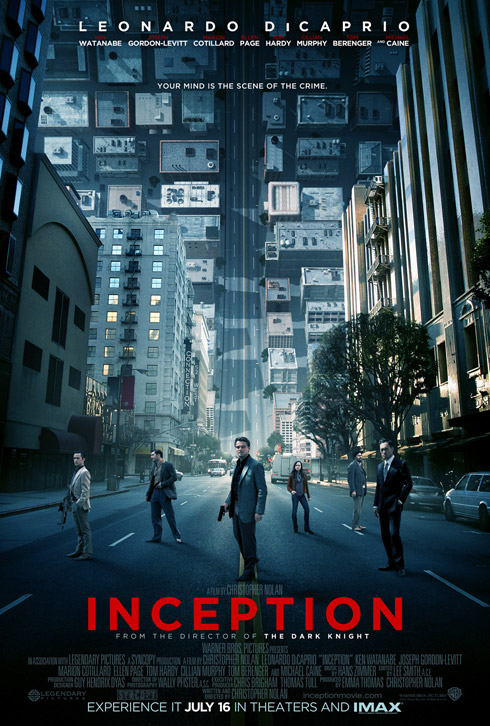 Inception Promo Art No 3