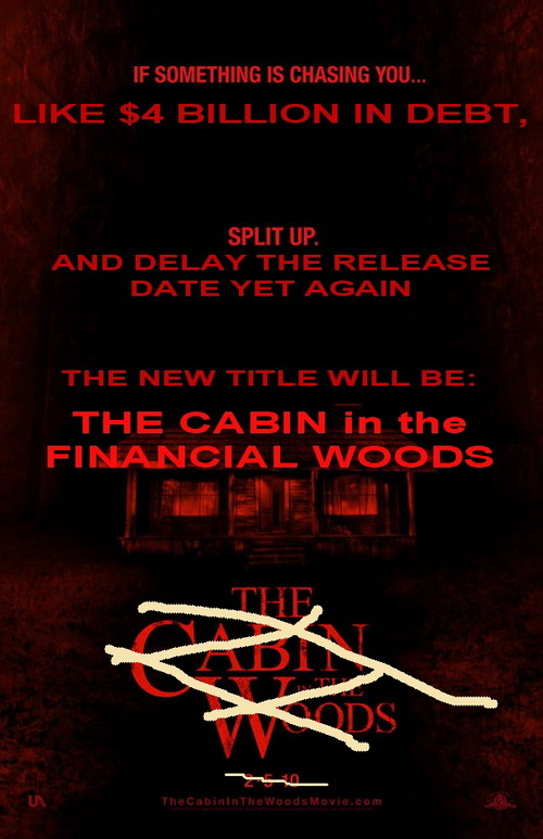 Joss Whedons The Cabin In the Woods