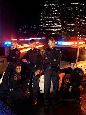 Rookie Blue from ABC