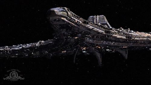 The Destiny on Stargate Universe