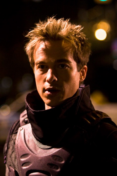 The Phantom on the Syfy Channel with Ryan Carnes