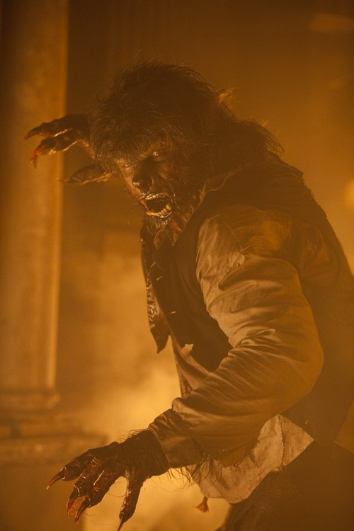 The Wolfman Movie Still