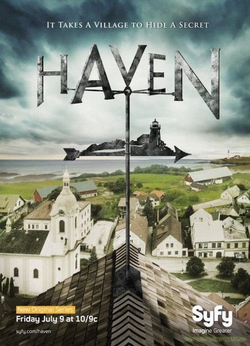 Haven on the Syfy Channel