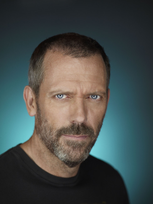 Hugh Laurie as Dr. Gregory House