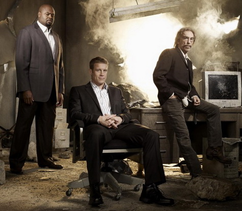 Human Target on Fox with Chi McBride, Mark Valley & Jackie Earle Haley
