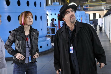Warehouse 13 Season 2 Premiere Review