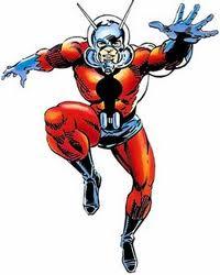 Hank Pym - Ant-Man