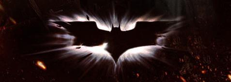 BATMAN 3 fake logo