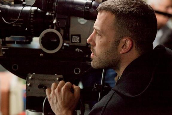 Ben Affleck directing THE TOWN