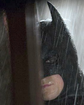 Christian Bale in BATMAN BEGINS - is Batman a fugitive?