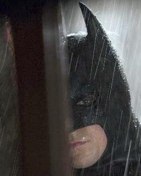 Christian Bale in BATMAN BEGINS - is Batman a fugitive?