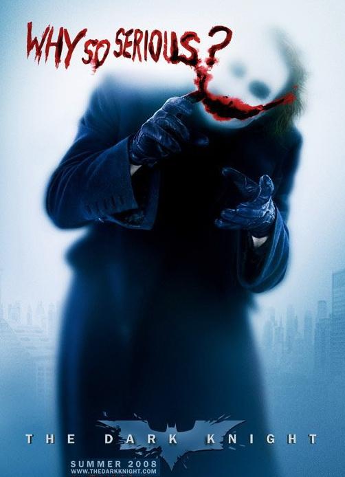 Christopher Nolans THE DARK KNIGHT