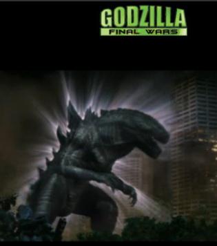 GODZILLA Final Wars: Tuna-Head