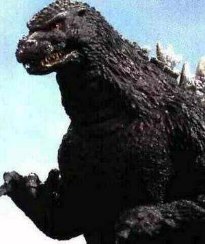 Godzilla Classic Toho