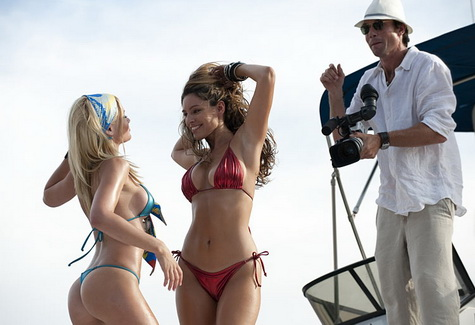 Jerry O'Connell in Piranha 3D