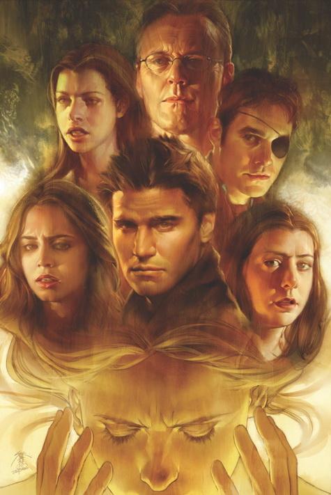 Joss Whedon's Buffy and Angel