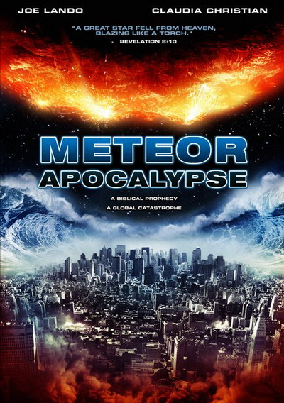METEOR APOCALYPSE on the Syfy Channel