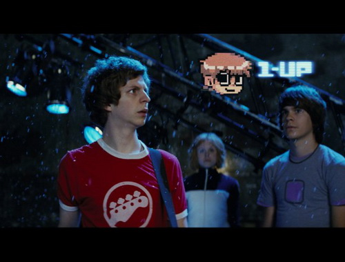 SCOTT PILGRIM Michael Cera is getting a life